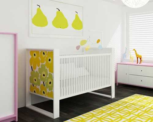 The Nursery Can Be Coolest Room In House