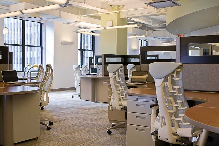 NYC Office Interior Design - MediaMath Flagship Offices 5