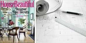house beautiful interior designers