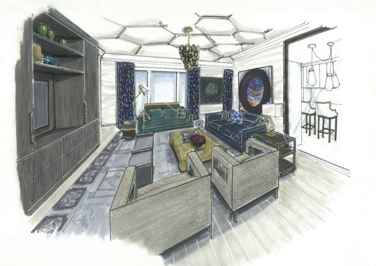 interior design project