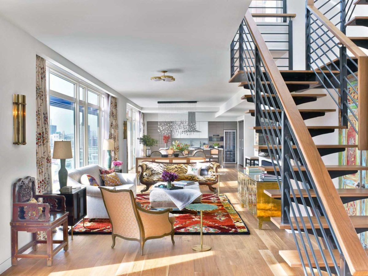 NYC Chelsea Penthouse