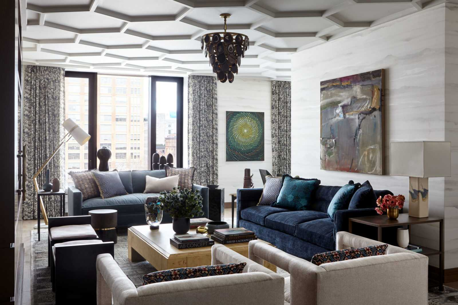 Tribeca 5 Bedroom Apartment Interior Design