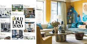 top interior designers gold list