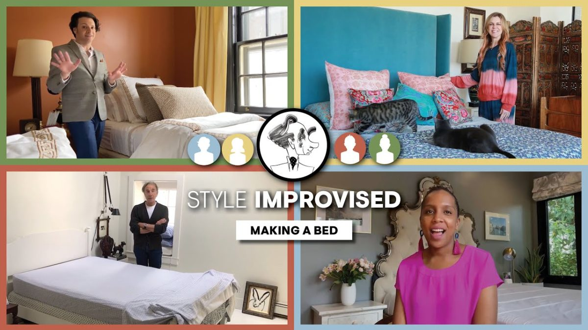 house beautiful style improvised series featuring kati curtis design